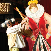 Austin Scottish Rite Theatre presents <i>ShakesParody After Dark</i>