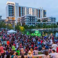 Vitruvian Park presents Salsa Festival