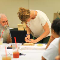 Crow Collection of Asian Art presents Japanese Woodblock Course with Kazuko Goto