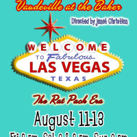 Gaslight Baker Theatre presents Vaudeville at the Baker: <i>Fabulous Las Vegas</i>