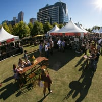 Klyde Warren Park presents Park & Palate