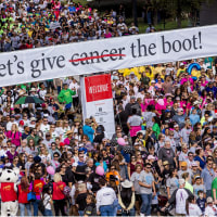 MD Anderson Cancer Center presents Boot Walk to End Cancer