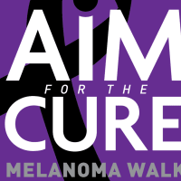 AIM at Melanoma and MD Anderson Cancer Center present AIM for the CURE Melanoma Walk and Fun Run