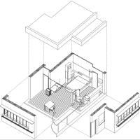 "UT Austin School of Architecture presents ""E.1027 Master Bedroom"""