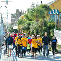 American Heart Association presents 2017 Bay Area Healthy for Good Heart Walk