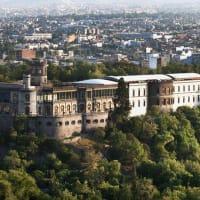Mexico City Chapultepec Castle