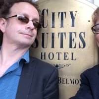 Kevin McDonald and Dave Foley