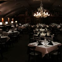 Dining room at Nick & Sam's Steakhouse on Maple in Dallas