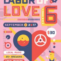 6th Annual Labor of Love Homebrew Festival