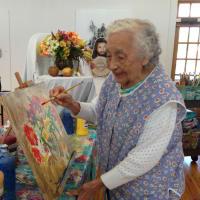 "Bihl Haus Arts presents ""Golden Memories"" Closing Reception"
