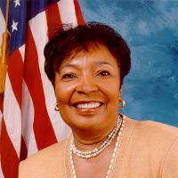 Congresswoman Eddie Bernice Johnson
