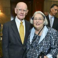 Sally and Bob Thomas