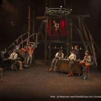 The Long Center presents Cirque Éloize: Saloon