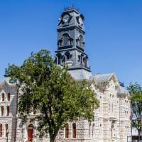 Historic Downtown Square in Granbury