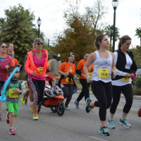 San Antonio Food Bank presents Turkey Trot 5K Run & Walk