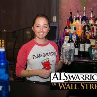 ALS Warriors of Wall Street Dallas Bartender Challenge