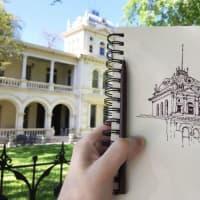 King William Sketch Exhibit