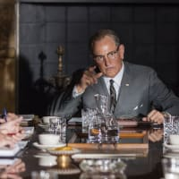 Woody Harrelson in LBJ