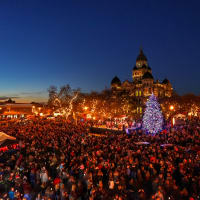 Denton Holiday Lighting Festival