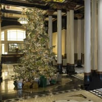The Driskill Holiday Tree Lighting