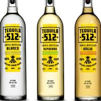 Bottles of Tequila 512