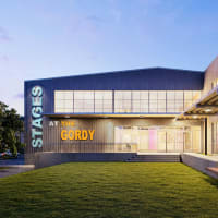 Stages Theatre Gordy building