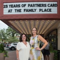 Partners Card benefiting The Family Place