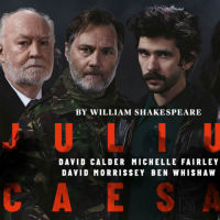 National Theatre Live presents Julius Caesar