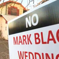 Terry Black's wedding venue