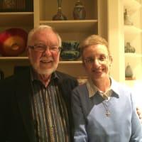 Bill Kerley and Ilia Delio
