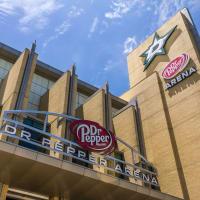 Dr Pepper Arena