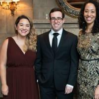 Inprint Poets & Writers Gala 2018: readers Aja Gabel, Conor Bracken, Adrienne Perry