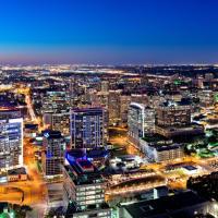Uptown Dallas in 2018
