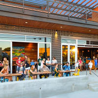 AquaBrew Brewery & Beer Garden in San Marcos