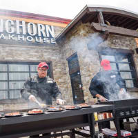 LongHorn Steakhouse Pop-Up Grilling Party