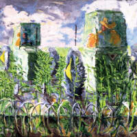"""Maurice Schmidt: """"A Life in Art"""" opening reception, artist talk, and book signing"""