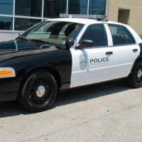 Austin Police Department police car