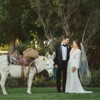 Charlotte English and Kyle Muennink west texas wedding