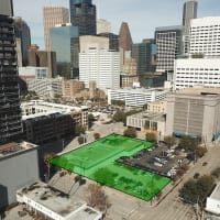 new downtown park rendering