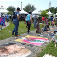 2nd Annual Artist Village at Willow Waterhole MusicFest
