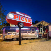 The Picnic food truck trucks park Austin