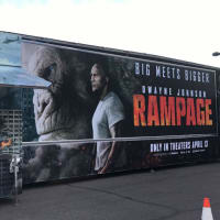 Rampage truck tour