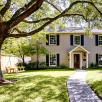 Memorial home exterior swing real estate Houston best neighborhood