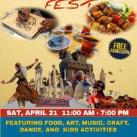 Turkish Food and Craft Fest