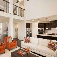 Meridiana Houston Highland model home