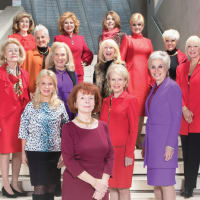 United for Heroes Luncheon and Fashion Show