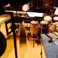 Percussion Ensemble I