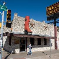 Austin Photo: Places_shopping_allen_boots_exterior
