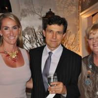 News_American Association of Museums parties_Courtney Sarofim_ Josef Helfenstein_Gwen Goffe