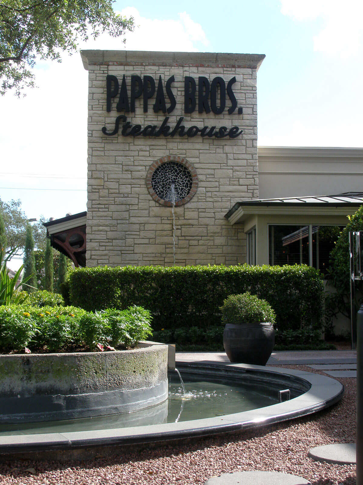 Places-Food-Pappas Bros. exterior day